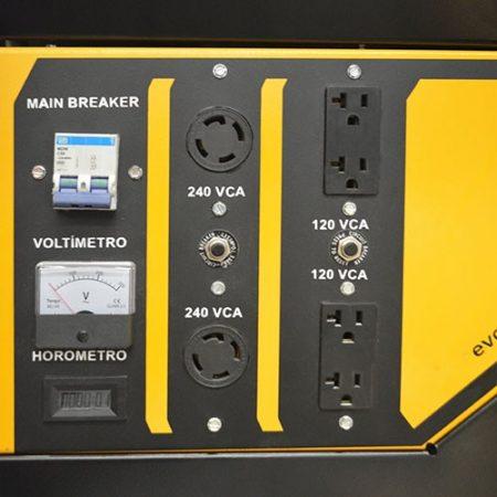 generador portátil